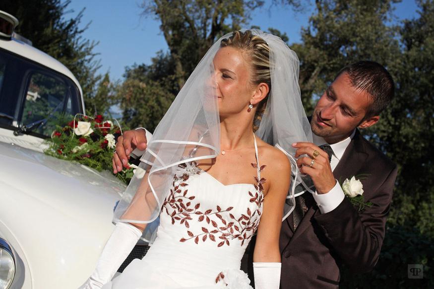 maries et voiture